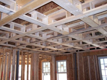 New Construction 1 Interior